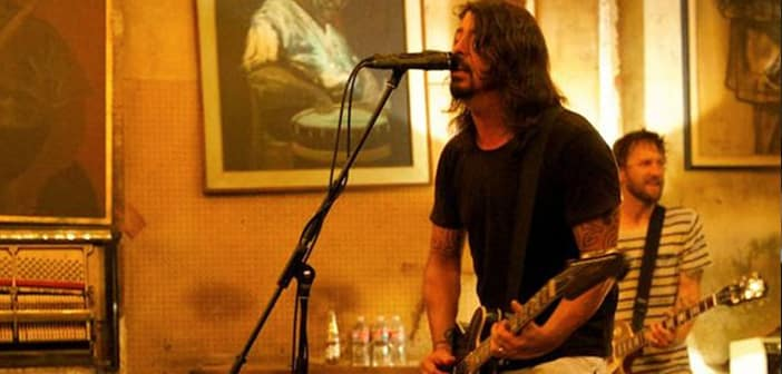 Foo Fighters close St. Peter Street with surprise concert 2