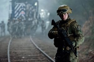 Chack Out The Stunning New Film Stills from GODZILLA 4