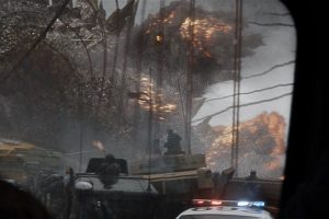 Chack Out The Stunning New Film Stills from GODZILLA 15