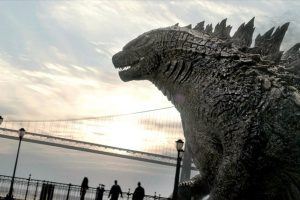 Chack Out The Stunning New Film Stills from GODZILLA 17