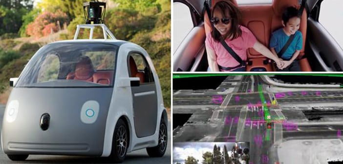 Google Self-Driving Car Project: 'Just Press GO' 2