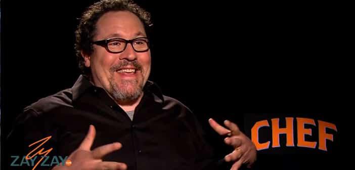 Jon Favreau - CHEF Interview - ZayZayCom