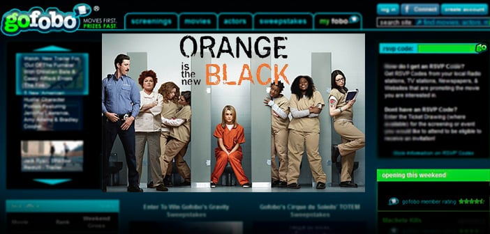 --CLOSED--ORANGE IS THE NEW BLACK - NYC Premiere Promo Event--CLOSED-- 1