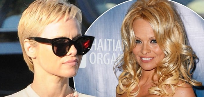 Pamela Anderson Reveals History Of Childhood Abuse at Welfare Launch