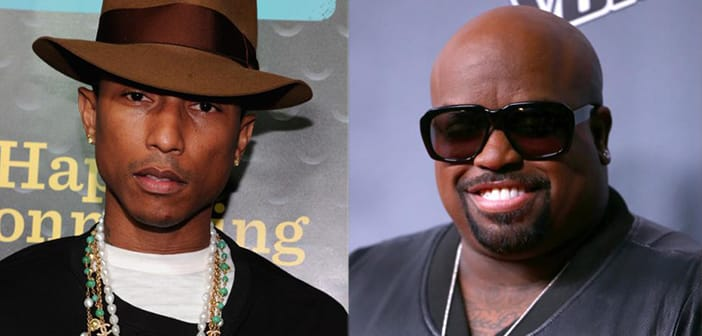 Pharrel's Hot Single 'Happy' Was Originally Meant for Cee Lo Green