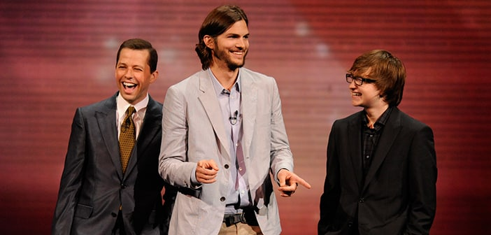 'Two and a Half Men' Nearing It's Next and Final Season