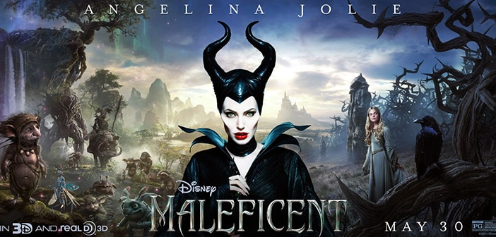 'Maleficent' Unveils 5 New Character Design Posters 6