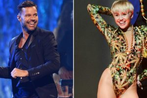 Miley Cyrus, Ricky Martin Set to Perform on 2014 Billboard Awards