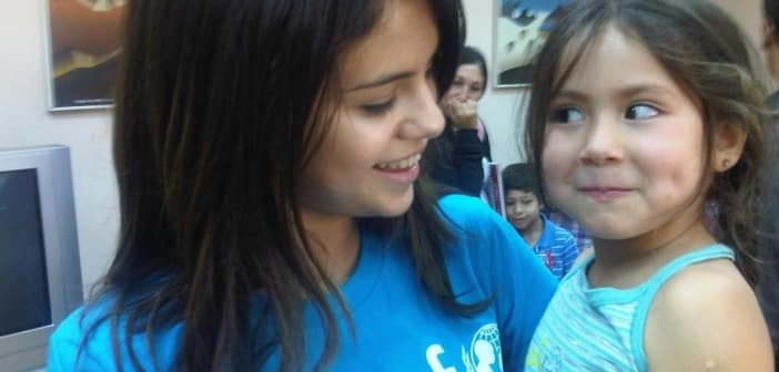 UNICEF Ambassador Selena Gomez Visits Nepal  11