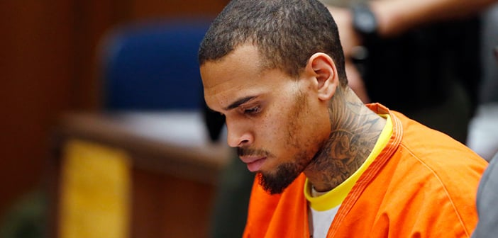 Chris Brown Violates Probation , Judge Orders Singer To Spend An Extra 131 Days In Jail