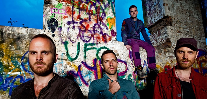 Coldplay's 'Ghost Stories' Out-Sells Every 2014 Album