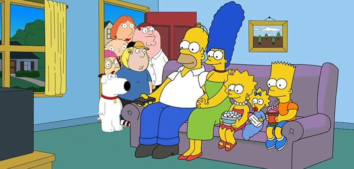 FOX to Air Hour Long 'The Simpsons' - 'Family Guy' Crossover Episode 1