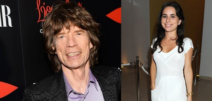 Congrats to Sir Mick Jagger, on becoming a first time great grandfather