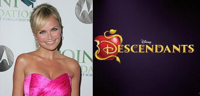 Disney Channel 'Descendants' Movie Will Have Kristin Chenoweth Joins as Maleficient