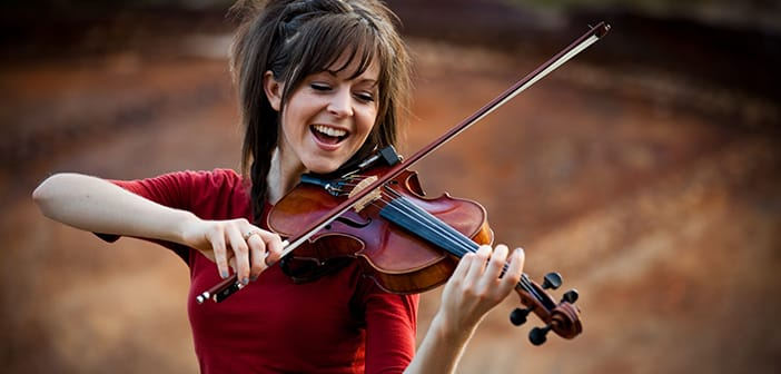 Youtube Violinist Lindsey Stirling's Album Hits #2 on Billboard Charts
