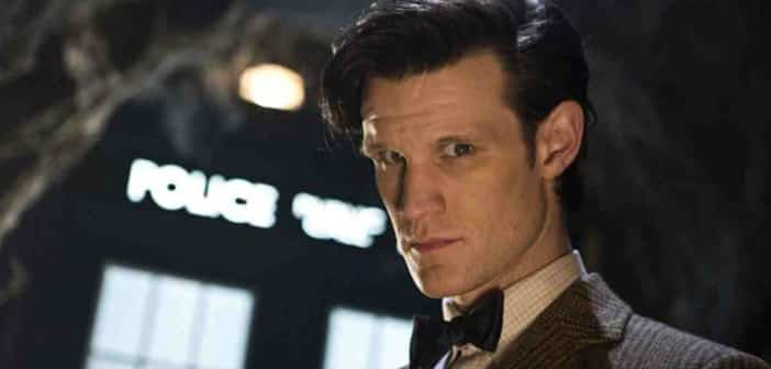 Matt Smith To Join Terminator Movie Trilogy