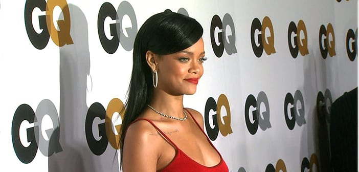 Rihanna's Instagram Deleted, Came Back, and Deleted Again
