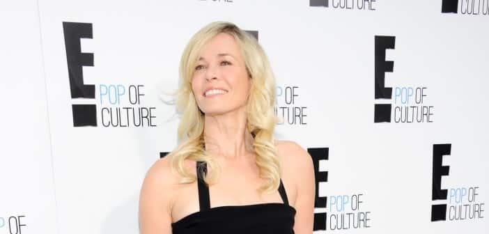 Chelsea Handler Starts Countdown to Talk Show Finale in August