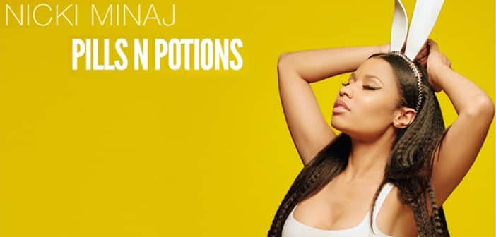 Nicki Minaj Releases New Track 'Pills N Potions' Off Of  Her 'The Pink Print' Album