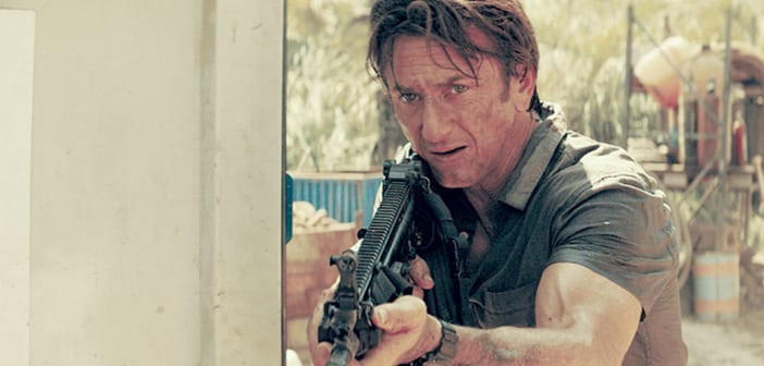"Open Road Films Acquires Action Thriller ""The Gunman""  Starring Sean Penn"