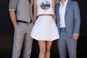 THE HUNGER GAMES: MOCKINGJAY - PART 1 Cannes Photo Call Stills 16