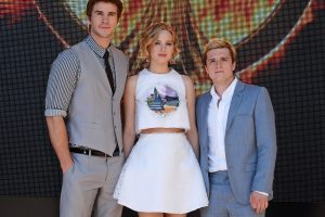 THE HUNGER GAMES: MOCKINGJAY - PART 1 Cannes Photo Call Stills 17