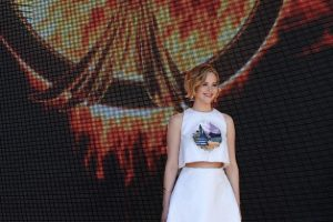 THE HUNGER GAMES: MOCKINGJAY - PART 1 Cannes Photo Call Stills 18
