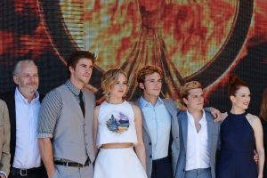 THE HUNGER GAMES: MOCKINGJAY - PART 1 Cannes Photo Call Stills 4