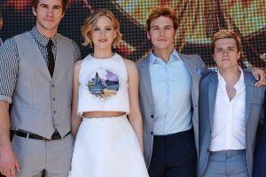 THE HUNGER GAMES: MOCKINGJAY - PART 1 Cannes Photo Call Stills 6