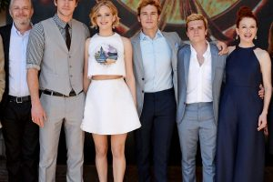 THE HUNGER GAMES: MOCKINGJAY - PART 1 Cannes Photo Call Stills 7