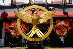 THE HUNGER GAMES: MOCKINGJAY - PART 1 Cannes Photo Call Stills 10