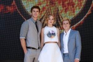 THE HUNGER GAMES: MOCKINGJAY - PART 1 Cannes Photo Call Stills 13