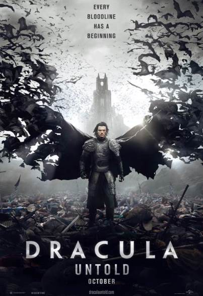 DRACULA UNTOLD – In Theaters October 17