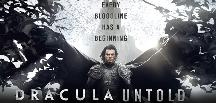 First Look at DRACULA UNTOLD! In theaters October 17 2
