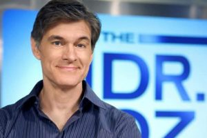 Senate Calls Out Dr. Oz For His Supporting Diet Scams