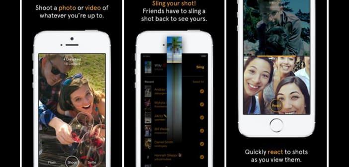 Facebook unveils, new Snapchat-like app 'Slingshot'