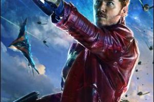 New Guardians of the Galaxy Trailer and Posters 4