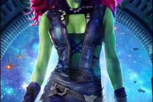 New Guardians of the Galaxy Trailer and Posters 5