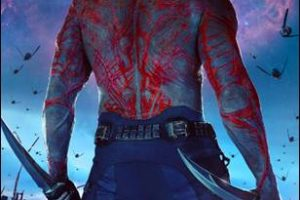New Guardians of the Galaxy Trailer and Posters 1