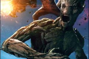 New Guardians of the Galaxy Trailer and Posters 2