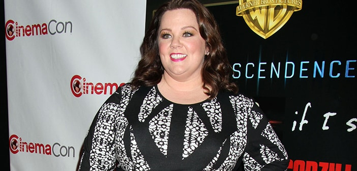 Melissa McCarthy So Offended She's Making Her Own Fashion Line
