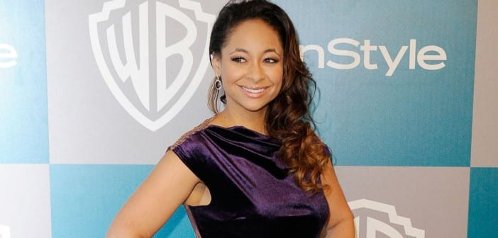 Raven Symone Displays Crazy Color With New Hair Color for Summer
