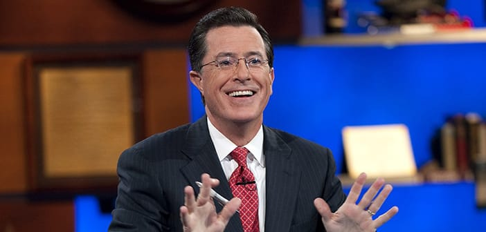 Stephen Colbert Informed More Viewers Than Other Official News