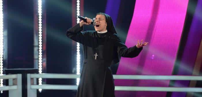 Catholic Nun Wins The Voice Italy