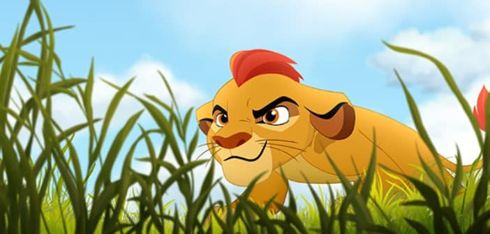 """""""The Lion Guard"""" Is Announced by Disney as Lion King Spin-off Movie"""