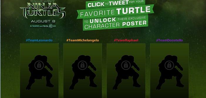Teenage Mutant Ninja Turtles- Turtle Reveal & New Trailer! 1