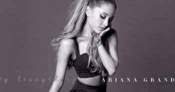 arianna grande my everything album cover