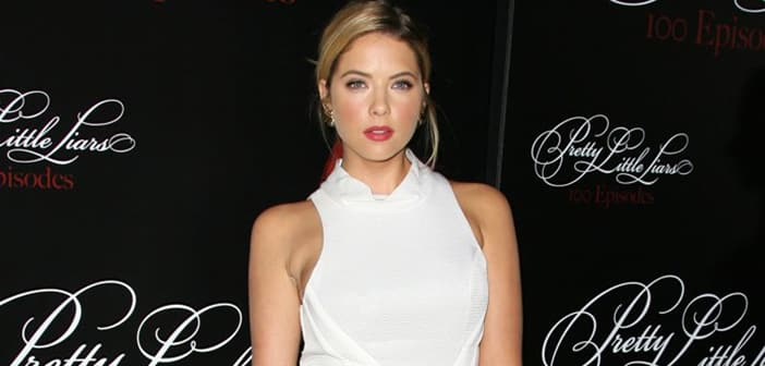 Ashley Benson gets restraining order against obsessed studio guard