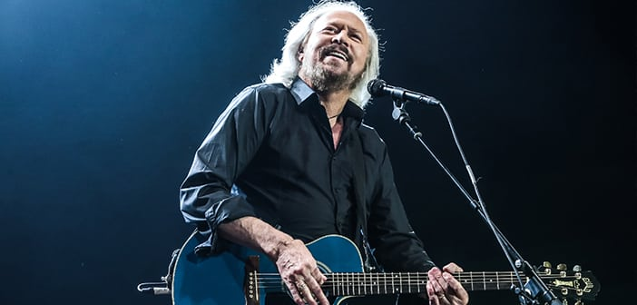 The Bee Gees' Barry Gibb Dedicates Performances To His Family