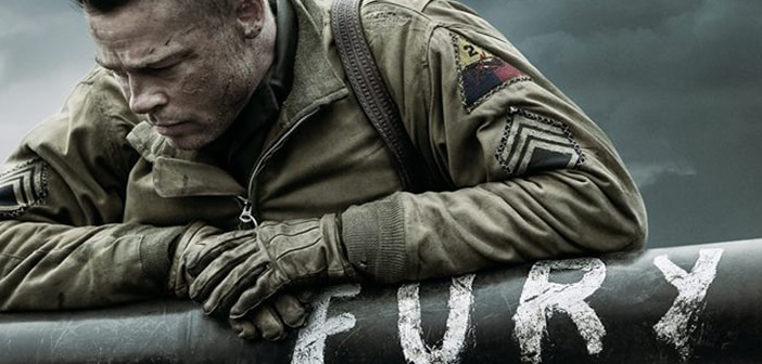 Brad Pitt To Star In Columbia Picture's  FURY - First Trailer 2